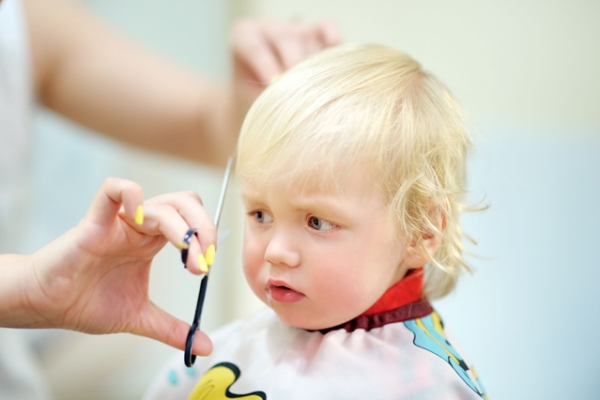 Haircut for Babies