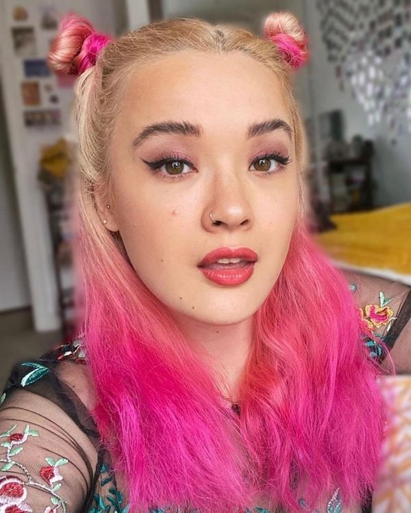 E-Girls Hairstyles
