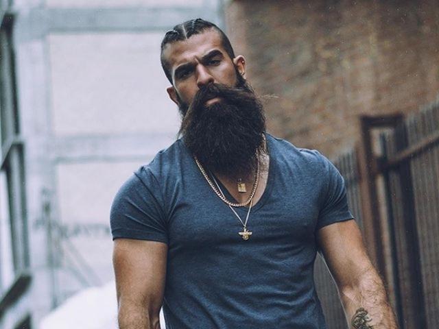 Hipster-Beard-style