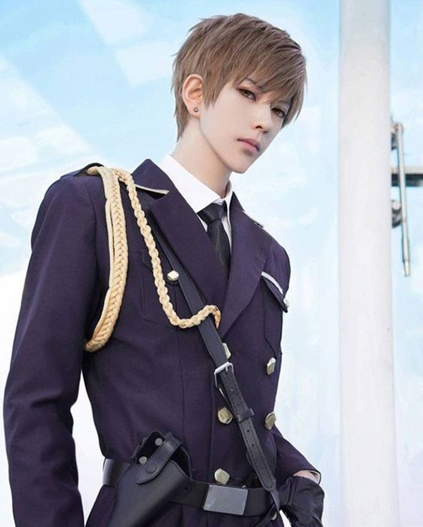 40 Perfect Anime Male Hairstyles To Try In 2021